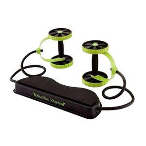 عجلة تمارين البطن آب روللر - ريفولكس - اخضر