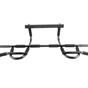 Iron Gym Pull Up Bar For Upper Body Workouts - chin ups pull up bar