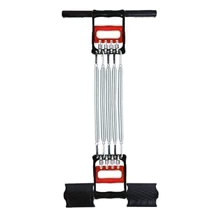 Chest Expander Pull-up Bars 3 In 1 Home Fitness Spring Exercise