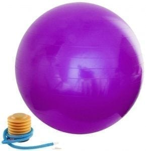 Yoga Ball 85 CM | Exercise Gym Balls | Stability Ball | Champions Store