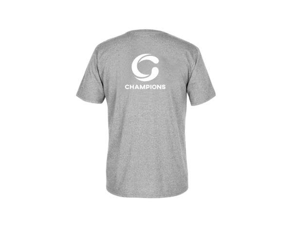 Champion Sports T-Shirt, Gray