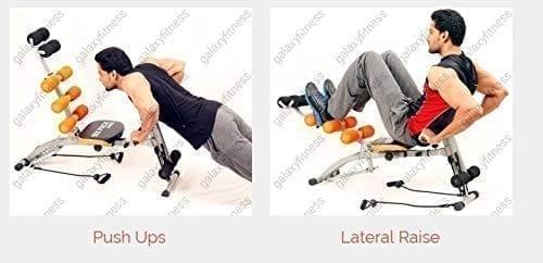 جهاز تمارين البطن والارداف