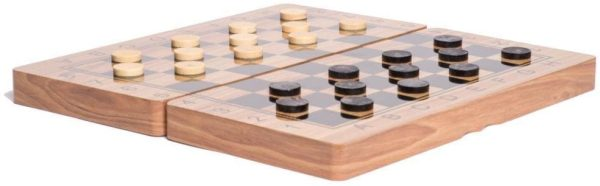 3 in 1 Wooden Chess Board Game