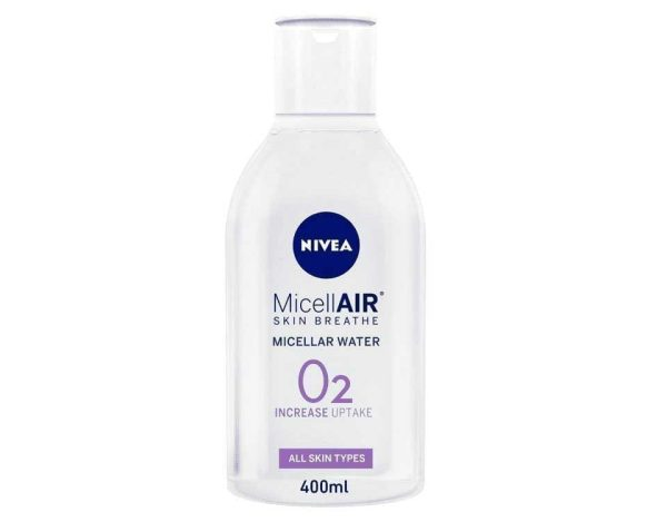 Nivea Micellair Remover Makeup For All Skin Types