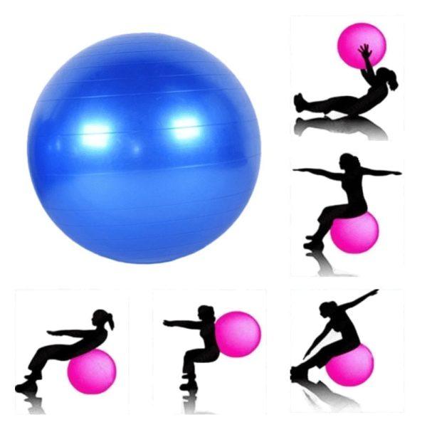 Balance Gym Ball Exercises With Air Pump 65CM