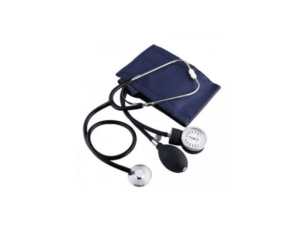 Blood Pressure Monitor Inflatable Hand & Stethoscope