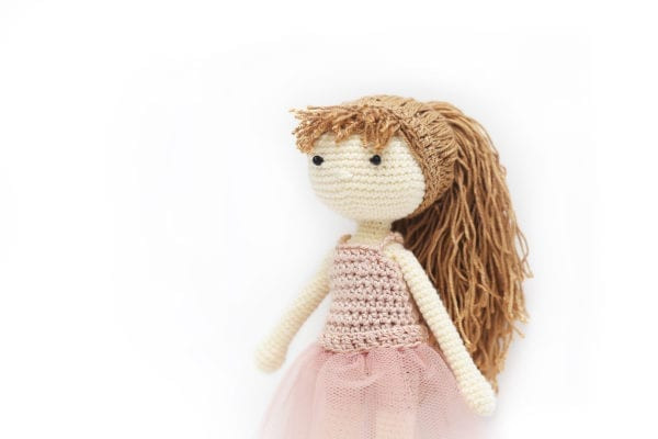 Duma's Toto doll
