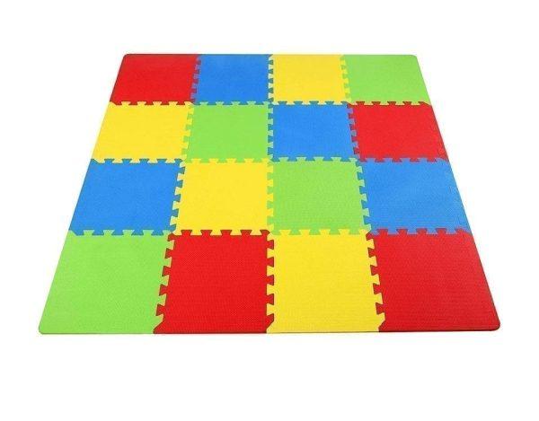 Rubber Flooring Foam For Gyms & Children Play Mats