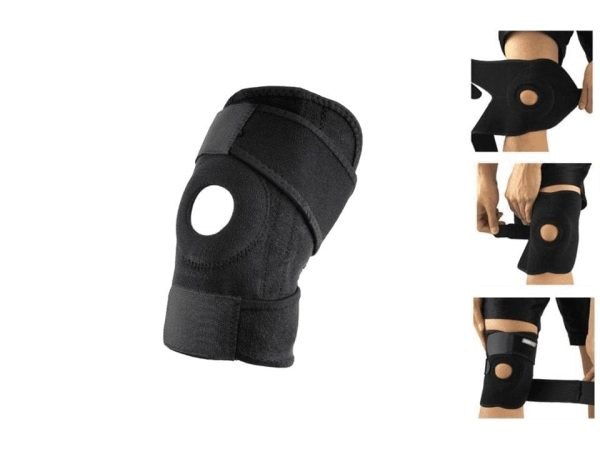 Knee Support Open Patella Stabilizer