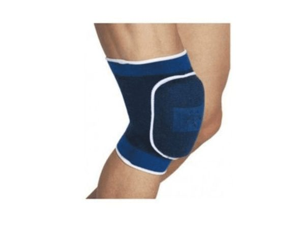 دعامة الركبة مع بطانة داخلية من الفوم