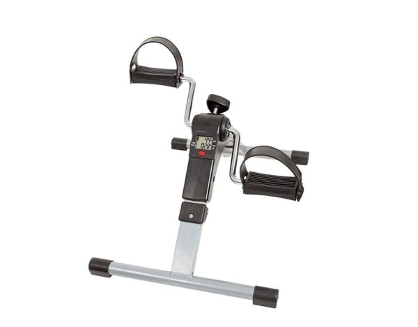 Leg Exerciser Pedal Desk Cycle With LCD Monitor Fully