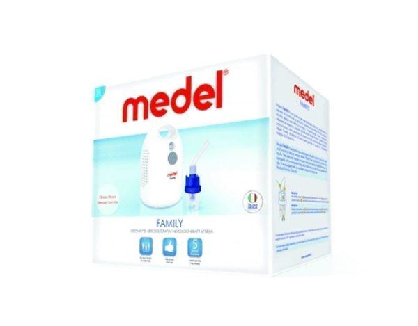 Medel Nebulizer Ultra Compact Compressor