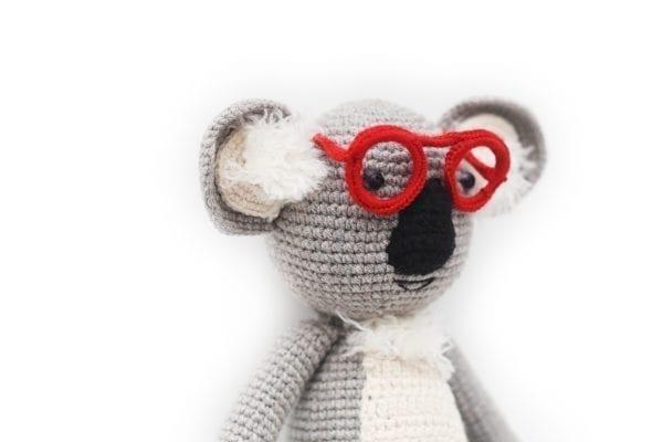 لعبة السيد Koala المصنوعه يدويًا