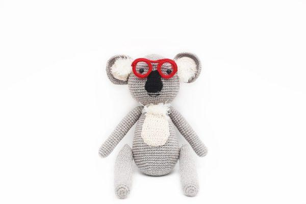 لعبة السيد كوالا Koala المصنوعه يدويًا