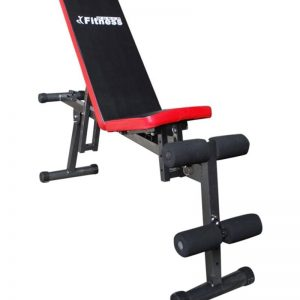 Adjustable Weight Bench for Full Body Workout-Weight load 100kg