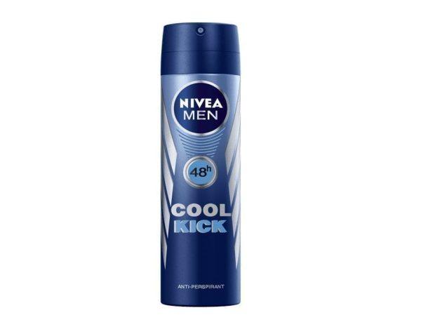 Nivea Cool Kick Spray Deodorant For Men 150ml