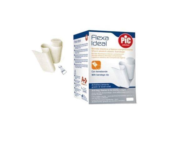 Pic Elastic Support Bandages Flexa Elast 10x4.5cm