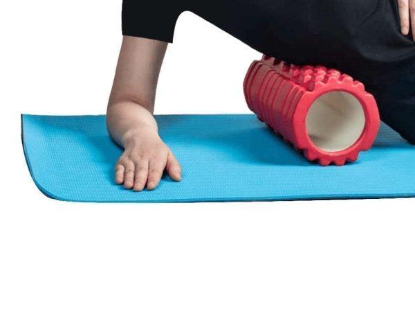 Yoga Foam Roller Exercises