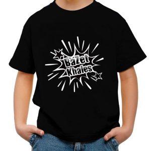 "Printing T-Shirt Cotton ""Bazet Khales"""