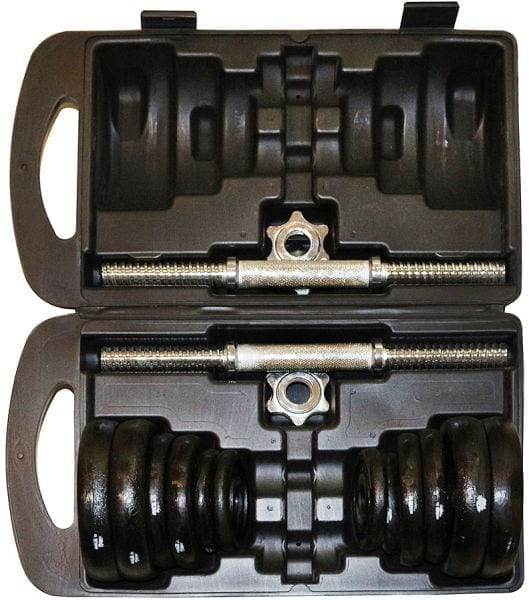 Weights Dumbbells & Bar Bag For Weight Lifting - Different Sizes