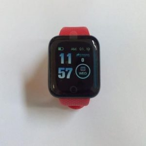Smart Watch For Tracking Heart Rate & Daily Sports