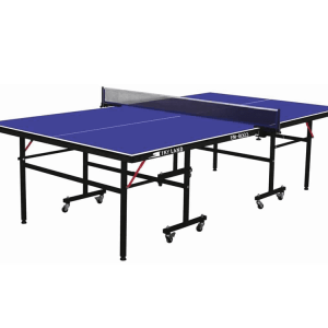 single Folding Movable Tennis Table