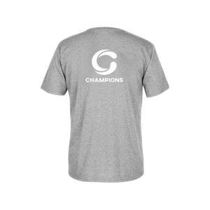 Short Sleeves Sports T-Shirt Crew Neck From Champions