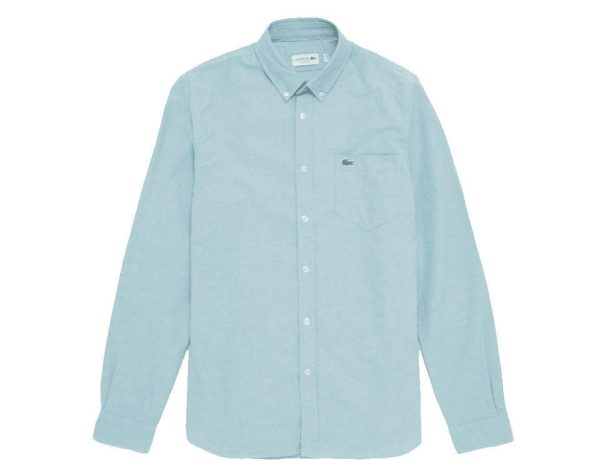 Men's Long Sleeves Shirt From La Coste