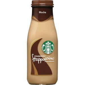 Mocha Frappuccino From Starbucks