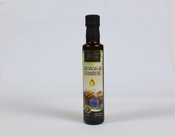Harraz Flax Seed Oil 250 ml