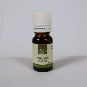 Basil Oil Harraz