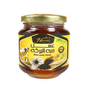 عسل حبة البركة من حراز 250 جم