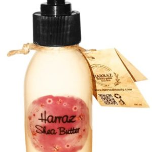 Harraz Shea Butter Vanilla Lotion