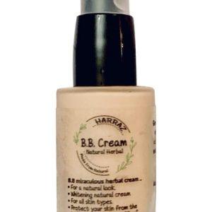 Natural BB Cream From Harraz