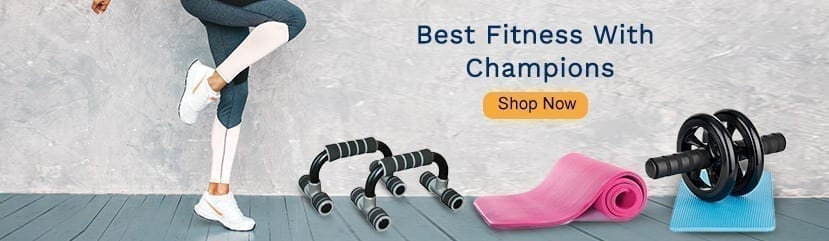Best Fitness With Champions Store