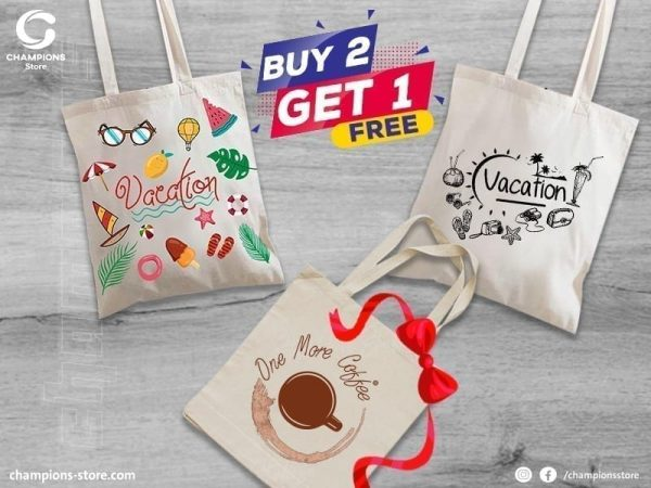 Buy 2 Summer Bags & Get Third For FREE
