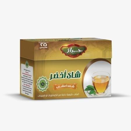 Harraz Green Tea Bag of 25 Bags