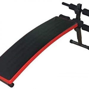 Sit Up Bench with Reverse Crunch Handle for Abdominal Exercises