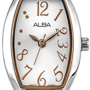 ALBA Ladies' Hand Watch Fashion Stainless Steel Bracelet AH8248X1 - High Copy