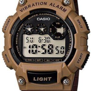 Casio W-735H-8A2 For Unisex Digital Sports Wrist Watch - High Copy