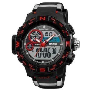 Skmei 1332 Sports Wrist Watch For Men Analog-Digital - High Copy