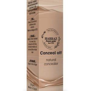 Harraz Natural Conceal off Eye Concealer