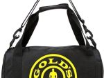 Gold's Gym Bag From Hostel