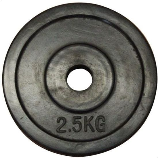 Dumbbell weight Plates 2.5 kg