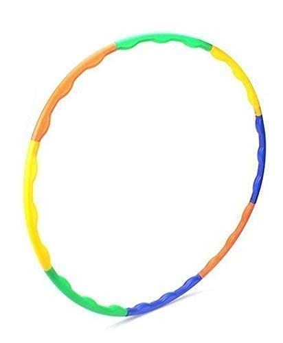 Hula Hoop Ring Fun Workout Fitness Exercises