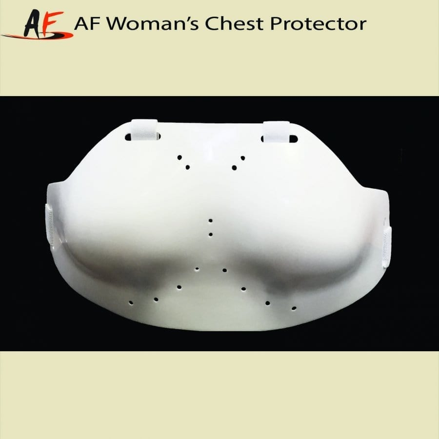 Absolute Women's Plastic Chest Protector
