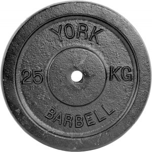 Weight Plates Disc 25 KG - One Piece