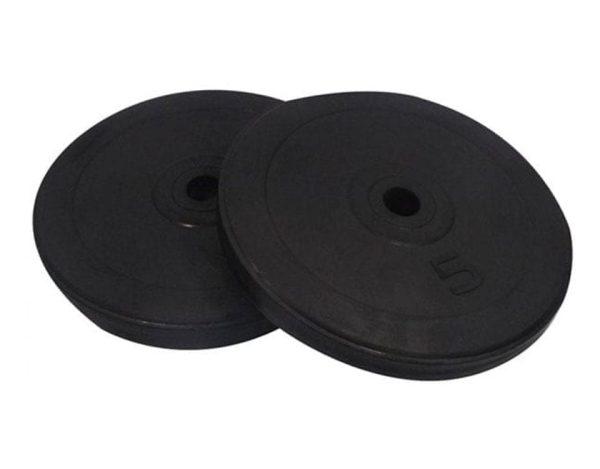 Dumbbells Weight Plates Set 5 KG – 2 Pieces