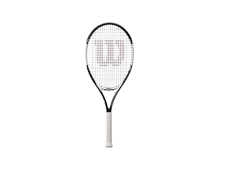 Tennis Racket 27 inch From Wilson – Black – High Copy