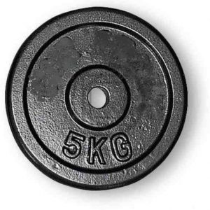Dumbbell weight 5 kg
